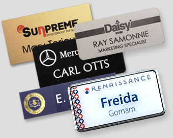Logo Name Tags