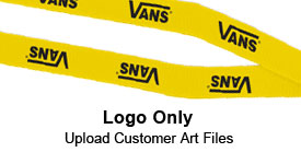 Lanyards w/ Logo Only