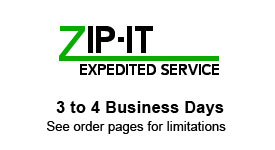 Zip-It Expedited Production