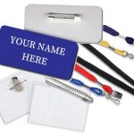 networking with name tags