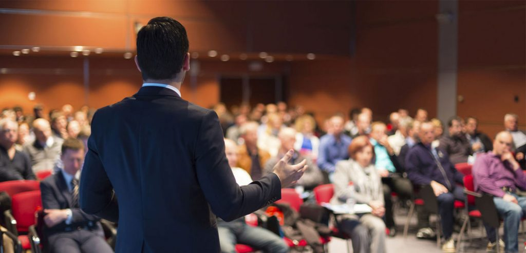 speakers are a key element at any conference