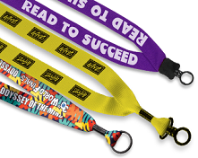 custom lanyards to meet all of your school and classroom needs