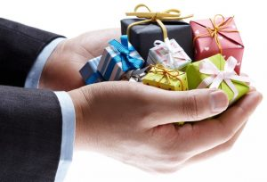corporate gifting should include everyone who is important to your business