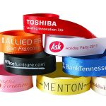 Personalized ribbon rolls with corporate logos will help when adapting to change