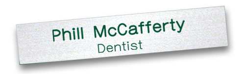Style 4 nameplate