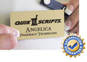 Name Tags Clic And Logo Badges