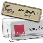 from DIY to making name badges, mighty badges are the perfect solution for any business
