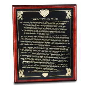 award plaques are the perfect way to show any veteran just how much you care