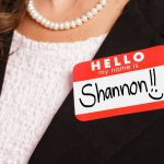the truth about name tags is that they look great with any outfit