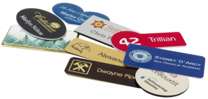 Logo name tags can help your business create a culture of respect for both employees and customers.