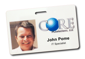 connecting with customers is easier with photo id badges