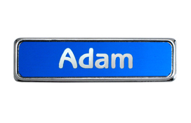 Product Gallery - Name Tags | Name Tag Inc